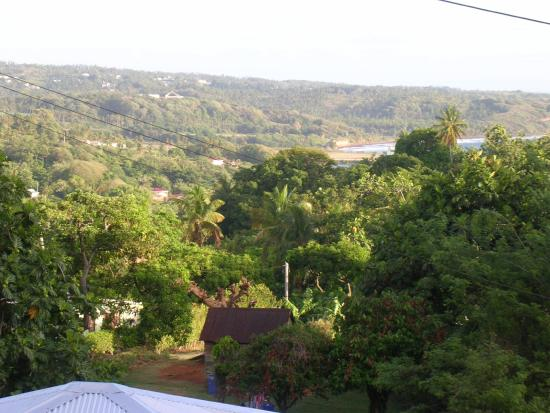 Marigot, Dominica: Views from Classique International