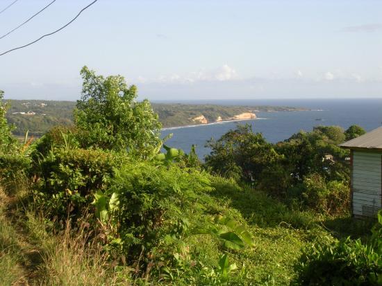 Marigot, Dominica: Views