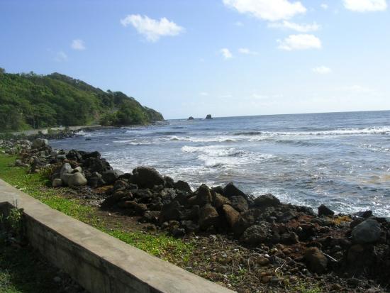 Marigot, Dominica: Ocean views