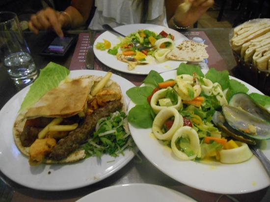 Main course picture of ali baba restaurant aqaba for Ali baba cuisine