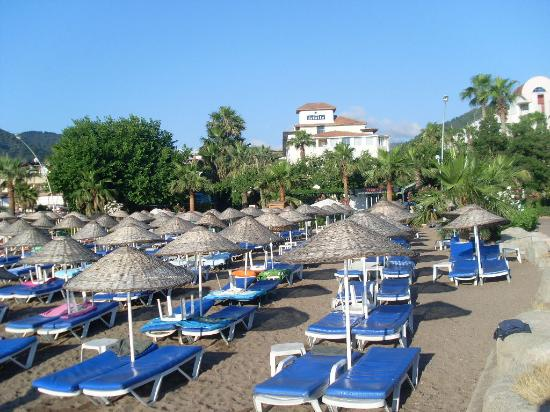 L'Etoile Hotel: Hotel and beach