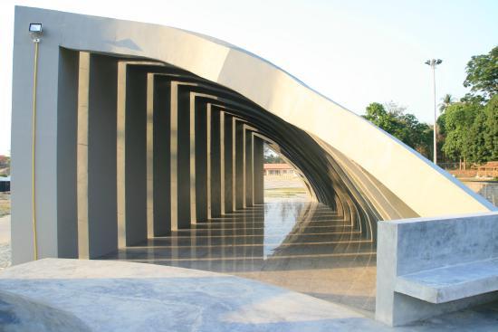 International Tsunami Museum: мемориал