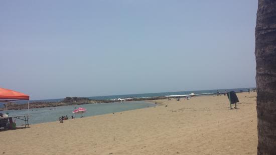 Hotel Punta Maracayo: Playa sardinera maracayo