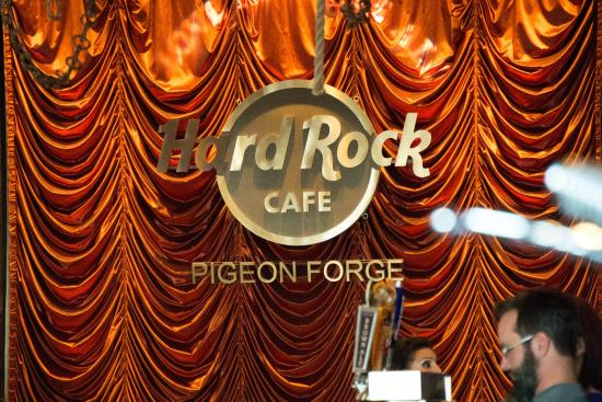 Hard Rock Cafe Pigeon Forge