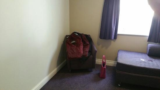 Premier Inn Aberdeen (Anderson Drive) Hotel: Pleasent clean room