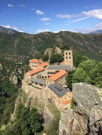 Abbaye Saint Martin du Canigou Photo