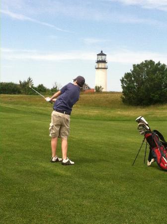 Highland Golf Links: 4th Fairway at Truro Highlands
