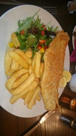 Panmure Hotel: Fresh from Arbroath on the same day,beautiful