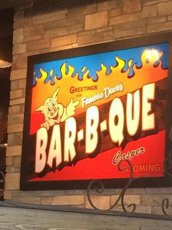 Famous Dave's Barbeque: photo0.jpg