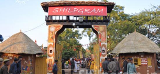 Shilpgram Museum