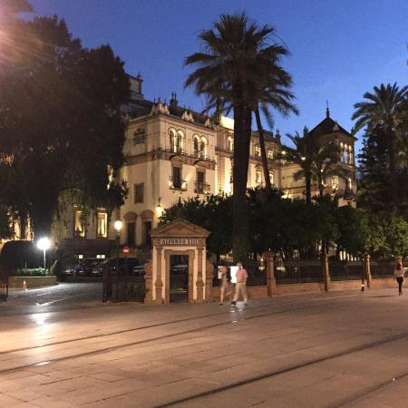 Hotel Alfonso Xiii Tripadvisor
