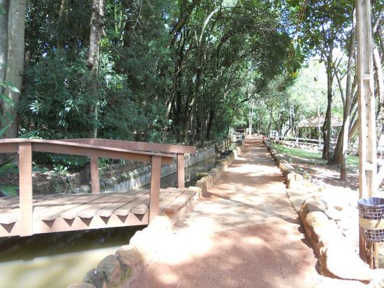 Boituva: Parque Ecológica Eugênio Walter