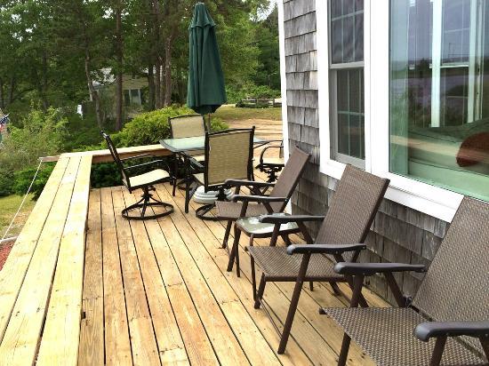 Harbor Village: deck