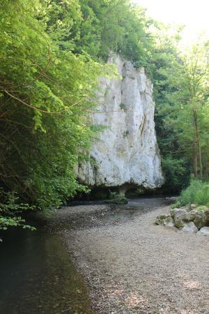 Montmaurin Archaeological Site: Gorges de la Save