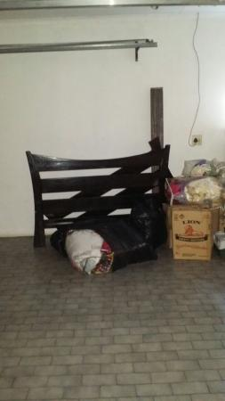 Black Creek, วิสคอนซิน: Johannesburg South Africa black bed old sleight kalakea