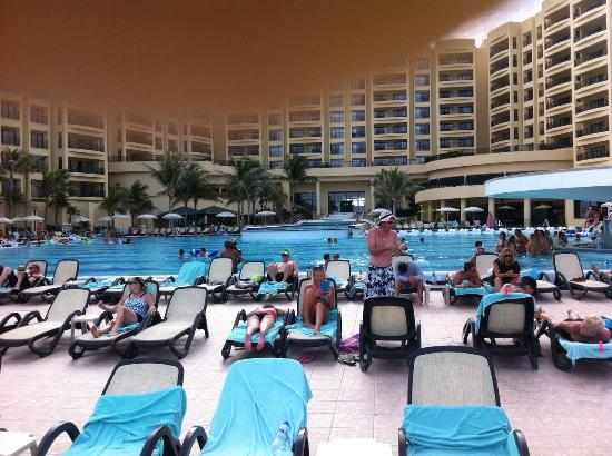 The Royal Sands Resort & Spa All Inclusive: Piscina do hotel