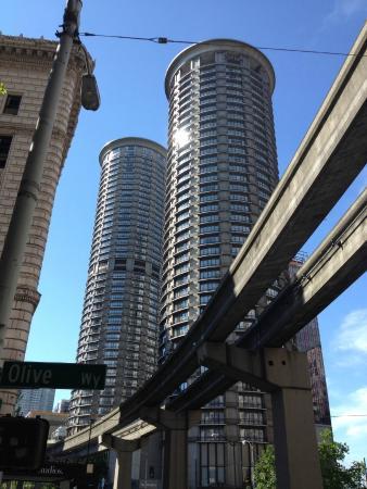 Street View Picture Of The Westin Seattle Seattle Tripadvisor