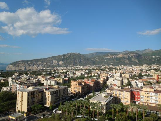 Cristina Hotel : View from room Balcony