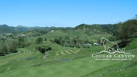 Cougar Canyon Golf Course