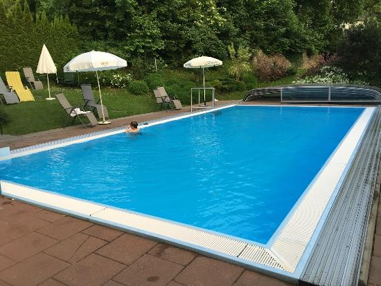 Outdoor Pool Picture Of Bon Alpina Innsbruck Tripadvisor