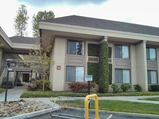 Sheraton Sunnyvale: Hotel