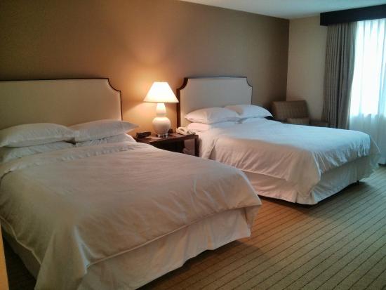 Sheraton Sunnyvale: Room