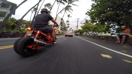 Holualoa, Hawái: Cruisin Kona