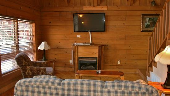 Rogers, KY: Scenic Cabin Rentals