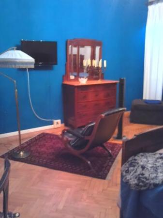 Pensione Orizzonte: Винтажная мебель в номере