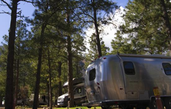 Flagstaff Grand Canyon KOA: Airstream Flagstaff