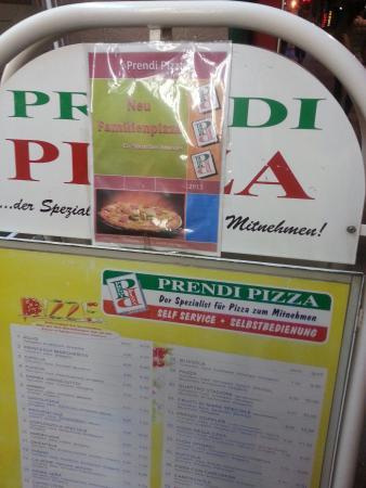 Prendi Pizza
