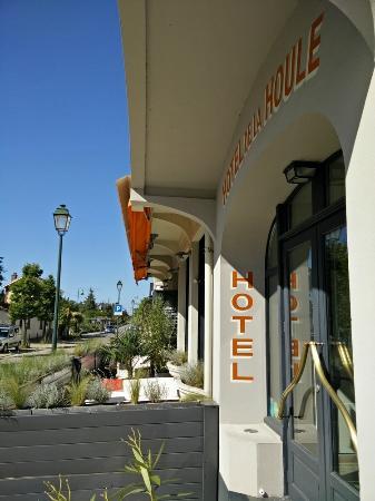 Hotel de la Houle : Bienvenue à l'hôtel de la Houle