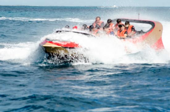 Jetboat Cancun