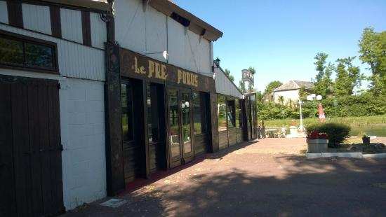 Auberge du Pre Porus