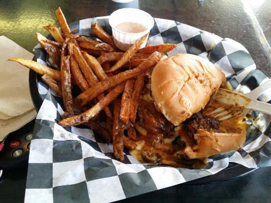 The Twisted Burger Co. : Great food
