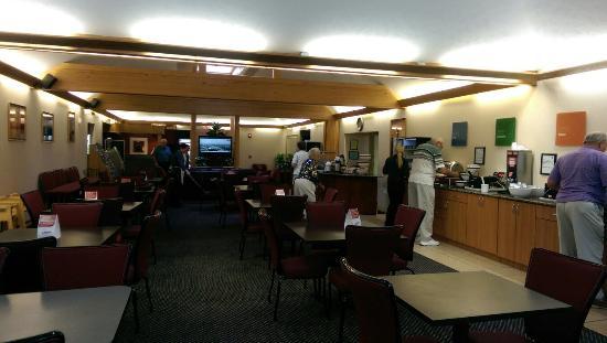 Quality Inn & Suites: Comfort Inn Muskegon June 2014