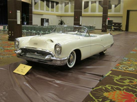 1953 Buick Wildcat I Concept Car Picture Of Oasis Hotel And
