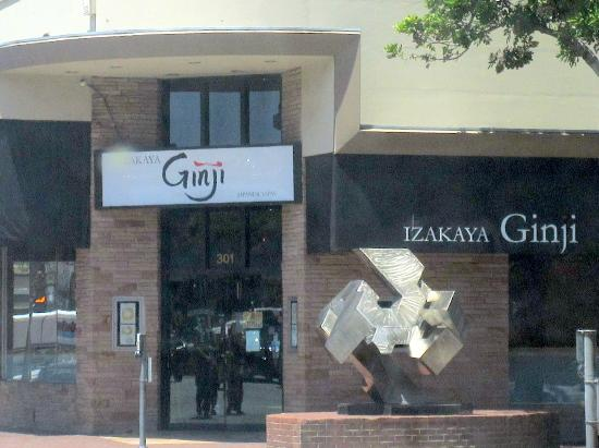 Izakaya Ginji, San Mateo, Ca
