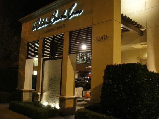 Carbon Beach Club Restaurant Front Entrance Malibu Inn