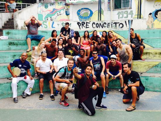Favela Walking Tour