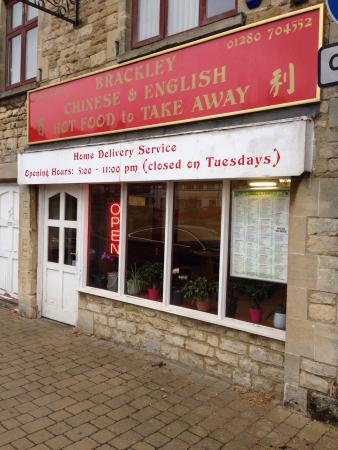 Brackley Chinese Takeaway