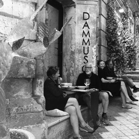 Ristorante Dammuso: nuove sedute