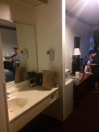 Days Inn Laramie : Efficient!