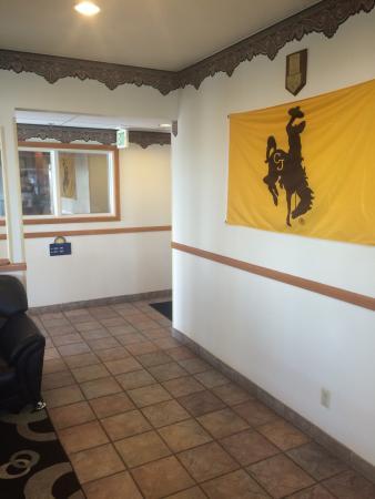 Days Inn Laramie: School spirit appreciated