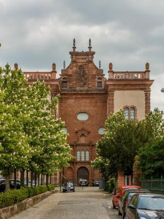 St. Maximin: Фасад