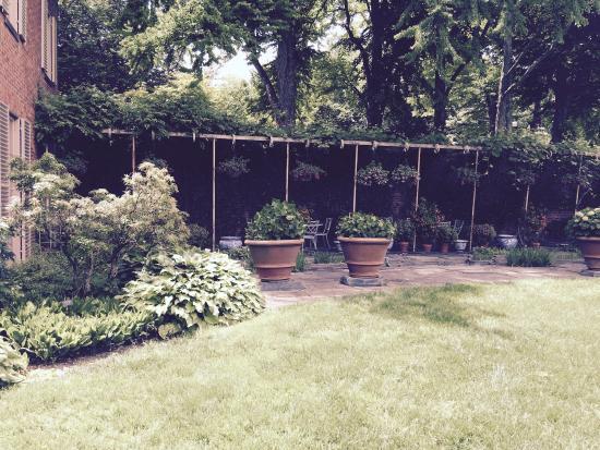 Amenia, NY: Wethersfield Garden