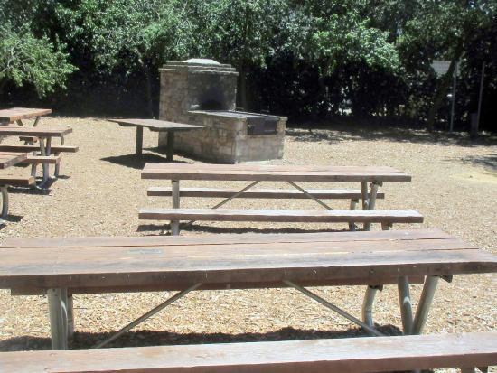 Picnic Area,, Central Park, San Mateo, Ca