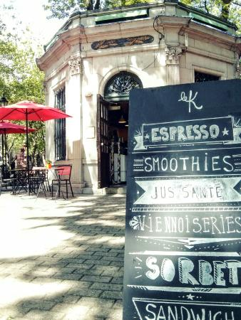 Le Kiosque K, La Pause Gourmande