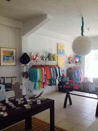 West End Village, Anguilla: Limin' Boutique Interior
