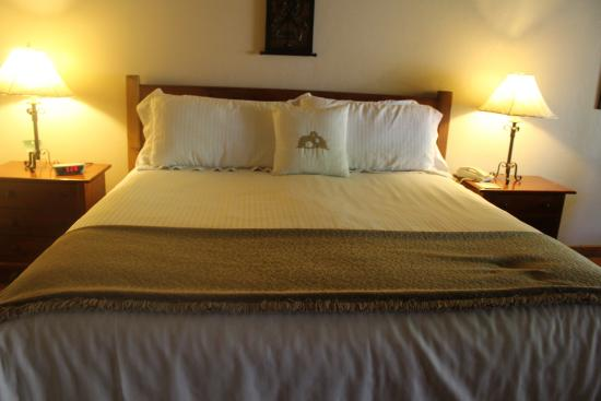 Tubac, AZ: The bed was very comfy and the room was nicely decorated